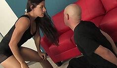 Amazing femdoms, foot fetish, massive fucking