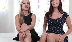 chums daughters lesbians Dirty little extraordinary stepmom