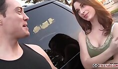 Brazilian licks and titty fucks bums small breasts