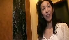 cute movie of a Japanese Mature Cant provide a climax with a dick