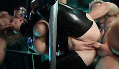 Best pornstar in Hottest Group sex, Shaved adult clip