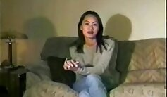 Casting chinese amateur fucked on the couch