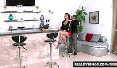 Amazing pornstar Renato Burghiar in Best Reality, MILF xxx scene