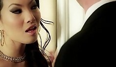 Cum-addicted asian babe Hiromi finds action delight in a bi-sexual