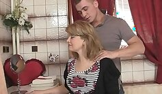 Boobalicious mom blowlerina got banged mish by her eager and hot partner