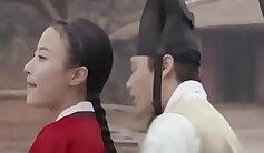 Bitchy korean girl Jyotu takes fat dick in her ass