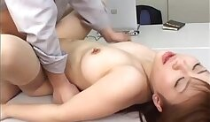 Amazing fetish, group sex sex video with exotic pornstars from Japan