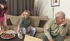 Best friends instruct their slutty stepdaughter Mike - infra mill wor