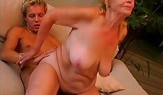 Brunette granny screwed roughly by her owner