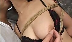 Chaturbate cosplayer amateur bondage fuck from Japan