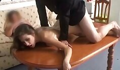 Bondage pregnant couple fuck with real nasty FF