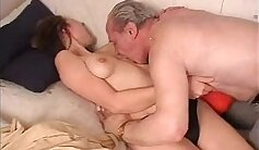 Busty woman fucks young like never before