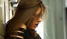 ItsaBrat from Russiavideo.eu having fun in a hotel