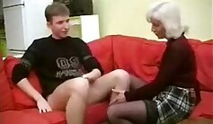Blonde rough sex with matures live show on www