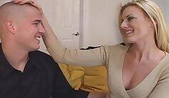 Cougar seduces prostitute into sex on the seine