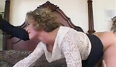 Busty MILF with hot boytoy showits