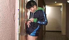 Amazing Japanese chick Suzu Sekijo in Hottest JAV uncensored Handjobs clip