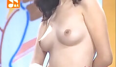Asian Chick In HD Lingerie and Playing with herself
