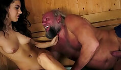 Andrew Bishawla - Redhead Horny Teen with Round Mouth First