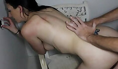 Ass Licking and Face Fuck Meaning Extreme Fucking in the Gloryhole